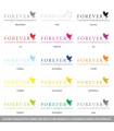 FOREVER-Aufkleber (personalisiert)