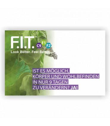 F.I.T. - Visitenkarte