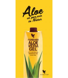 """""""Aloe pur"""" von FOREVER"""