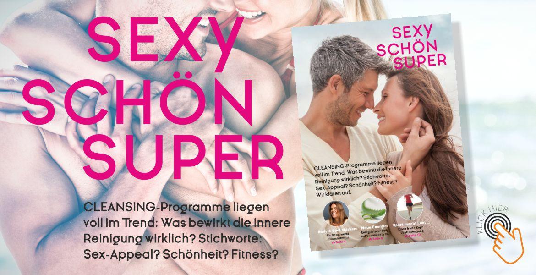 SEXY SCHÖN SUPER