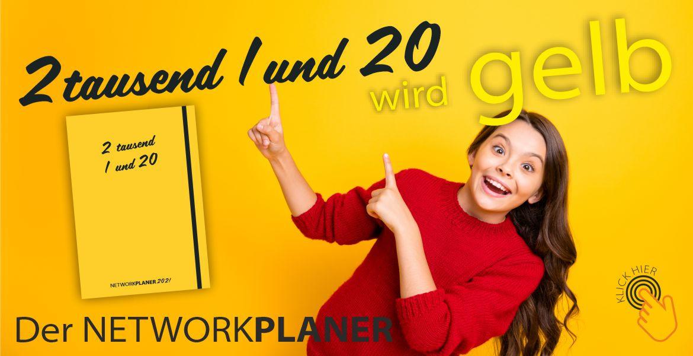 Der NETWORKPLANER 2021