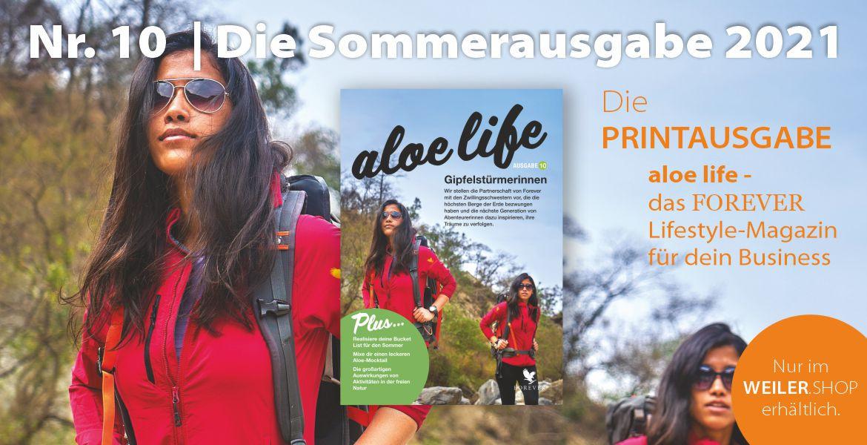 aloe life Nr. 10