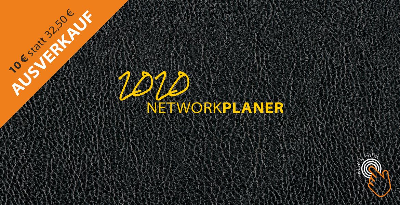 NETWORKPLANER 2020 - AUSVERKAUF